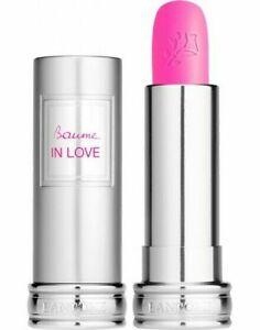 LANCOM BAUME IN LOVE ROSE MACARON 110 NEW 3,5ml 3,1g FLUO TRANSPARENT LIPSTICK