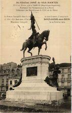CPA Boulogne-sur-Mer- Au Général José de San Martin   (240006)