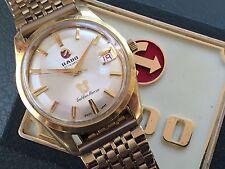 1960s Vintage Rado Golden Horse 57 Jewel Men's Automatic Watch