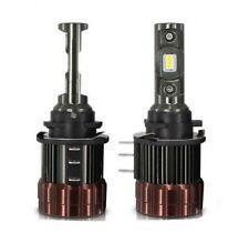 Kit LED H15 Ampoules Canbus Phare 6000K Haut de gamme CREE Feux de jour 12V