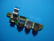 HP Touchsmart TX2-1377nr Audio Port Board with Cable 32TT8AB0008