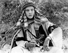 8x10 Print Rudolph Valentino The Sheik 1921 #Rv883