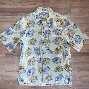 Acne Studios Short Sleeve Shirt Large