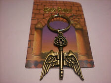 FANTASTIC  HARRY POTTER METAL KEY CHAIN MAGIC KEY  WINGS MOVE