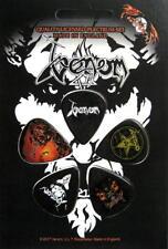 Venom PlektrumSet/Guitar Pick Set # 1 Black Metal