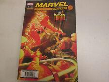 MARVEL UNIVERSE  7 HS ..2010  . PANINI COMICS ..  COMME NEUF