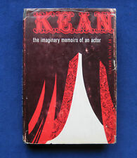 Bio of English Actor Edmund Kean SIGNED by BEN KINGSLEY
