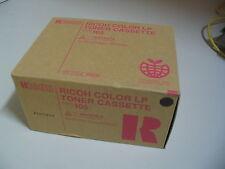 Ricoh Color LP Toner Cassette Type 105 Magenta Original