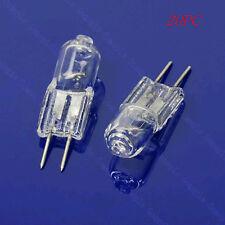 20 X Halogen Light Bulb 20W 20 Watt 12V G4 Base JC Type New