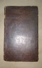 TRIAL OF ANTICHRIST William L. S. Gregory 1830 Pittsburgh imprint free S/H