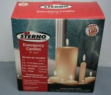 Sterno Emergency Candles 20 pack
