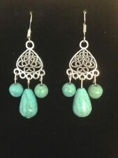 Unbranded Turquoise Resin Costume Jewellery