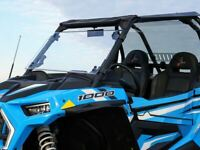 Spike D-2 Full Tilting Windshield Polaris RZR 1000 XP Ride Command EPS 2019 RZRX