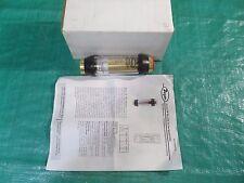 "NEW Dwyer Flowmeter HFB-2-05  Water  0-5 GPM  2-18 LPM  1/2"" NPT Flow Monitor"
