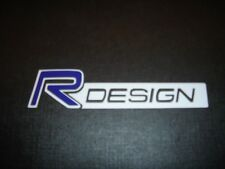 FOR VOLVO R DESIGN VINYL DECALS STICKER,CAR CUSTOM,C30,V40,S40,V60