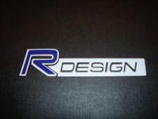 Pour Volvo R DESIGN vinyl decals autocollant, voiture custom, C30, V40, S40, V60