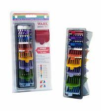 Wahl Clipper Attachment Comb Guard Set No 1 - 8 Colour