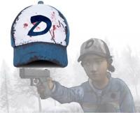 The Walking Dead Clementine Baseball Cap Outdoor Hat Cosplay Prop Unisex US Ship