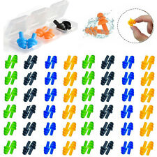 New Listinglot Soft Silicone Withboxes Ear Plugs Earplugs Reusable Noise Hearing Protection