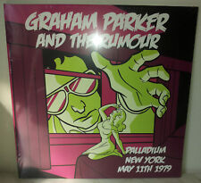 2 LP GRAHAM PARKER & THE RUMOUR - LIVE IN NEW YORK - NUOVO NEW