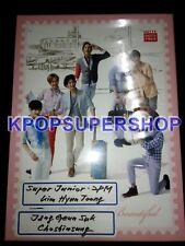 Lotte Duty Free You're So Beautiful Promo DVD Super Junior 2PM Jang Keun Suk