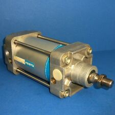 FESTO 180 PSI 100MM BORE 100MM STROKE PNEUMATIC CYLINDER, DNG-100-100-PPV-A, NNB