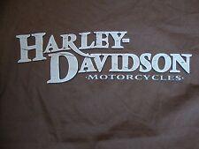 Harley-Davidson Motorcycles Austin Texas Live Music Capital Souvenir T Shirt L
