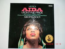 Verdi Aida  Solti Decca