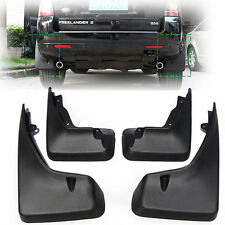 SET FIT FOR LAND ROVER FREELANDER 2 08~15 MUD FLAP FLAPS SPLASH GUARD MUDGUARDS