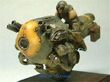 1/35 Fantasy Racing Driver Resin Model Unpainted Unassembled Garage Kit Statue