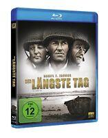 Der längste Tag [2 Disc Blu-ray/NEU/OVP] John Wayne, Henry Fonda, Richard Burton