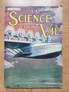 "Revue ""La Science et la Vie"" n°155 - mai 1930"