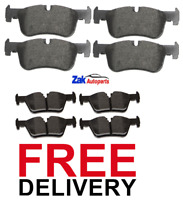 FOR BMW 114 116 118 F20 F21 (2010-2016) FRONT & REAR BRAKE PADS SET *NEW*