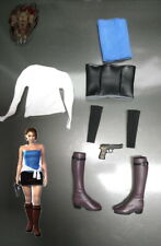 1/6 Resident Evil Jill Valentine Classic Outfit Set with Samurai Edge 4 Hot Toys