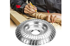 Disco abrasivo per smerigliatrice angolare 100mm mola lucidatura legno 07021