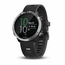 Garmin Forerunner 645 GPS Training Watch with Black Colored Band 010-01863-00