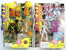 "WILDC.A.T.S GRIFTER & VOID 5"" Action Figures."