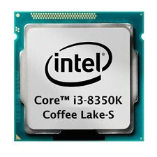 Intel Core i3-8350K (4x 4.00GHz) SR3N4 CPU Sockel 1151   #307875