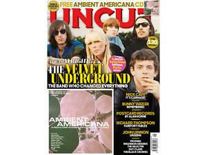 The Velvet Underground - Uncut Magazine  MAY 2021 (NEW MAGAZINE + CD)