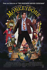 MONKEYBONE (2001) ORIGINAL MOVIE POSTER  -  ROLLED