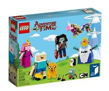 !!!NEW!!! Lego Ideas Adventure Time - 21308 - Free Priority Mail Shipping!!!