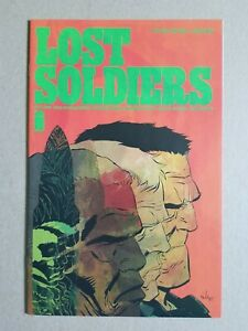 Lost Soldiers #1 (2020 Image Comics) We Combine Shipping ~ High Grade VF+