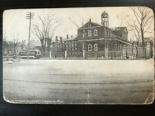 Vintage Postcard>1907>Harvard University>Cambridge>Massachusetts