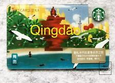 Starbucks 2018 China Qingdao City Gift Card