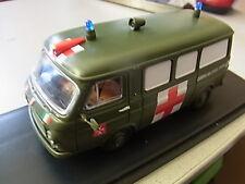 Fiat 238 Ambulanza SMOM Sovrano Militare Ordine Di Malta Rio 1:43 RIO4443 Modell