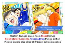 Captain Tsubasa Dream Team Global Starter Dream Fest Tsubasa OR Brian Starter