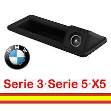 Retro Camara BMW Antigua Serie 3 y 5 X3 X5 integrada en asidero puerta maletero