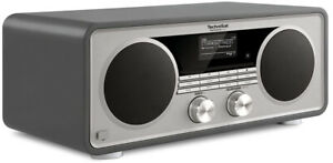 TechniSat DIGITRADIO 600 DAB+ WLAN, Bluetooth, Spotify Connect, CD-Player...