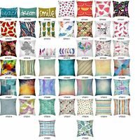 Modern Abstract Vintage Pattern Cushion Cover Home Decor Throw Pillow Case Gift