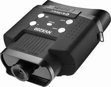 Barska Night Vision NVX200 Infrared Illuminator Digital Binoculars BQ12996